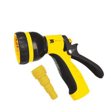 8 Pattern Adjustable Nozzle Car Water Spray Garden Spray High Pressure Sprinkler Garden Nozzle