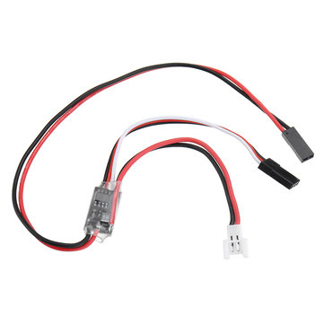 Micro Mini 4A 1S Brushed ESC 3.6-6V with Out of Control Protection for 720 820 N20 N30 Motor