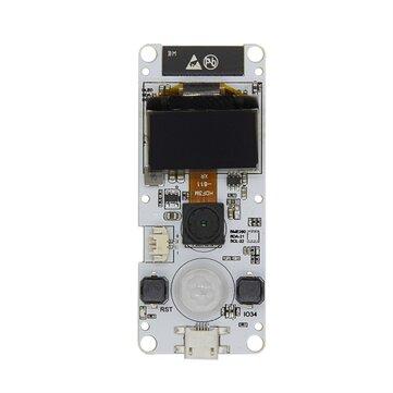 LILYGO® TTGO T-Camera ESP32 WROVER with PSRAM Camera Module OV2640 Camera 0.96 Inch OLED