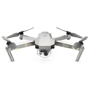 DJI Mavic Pro Platinum FPV avec 3Axes Cardan 4K Caméra Baisse du Bruit Drone Quadricoptère RC