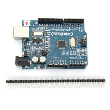 3Pcs Geekcreit® UNO R3 ATmega328P Development Board For Arduino No Cable