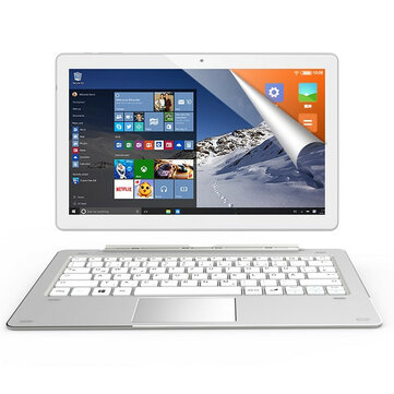 ALLDOCUBE iWork10 Pro 64GB Intel Z8330 10.1 Inch Dual OS Tablet With Keyboard