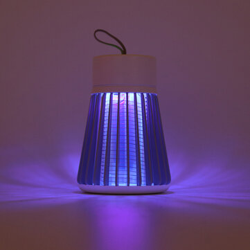 Rechargeable Insect Killer Lamp Low Noise Mosquito Repellent Trap Light Physical Mosquito Killer