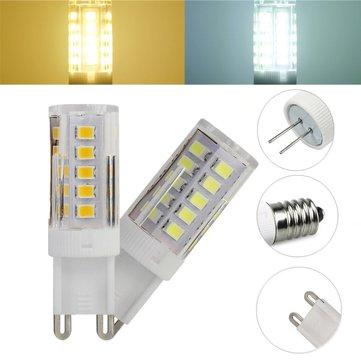 E14 G4 G9 3.5W 2835 SMD LED Light Bulb Home Lamp Decoration AC220V