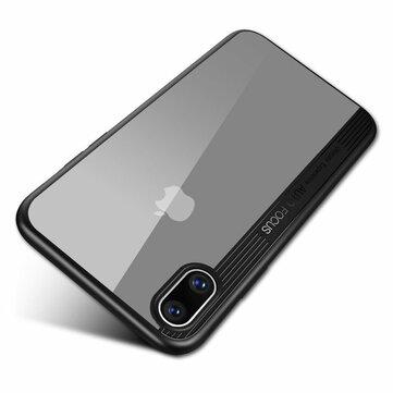 Bakeey Klar gjennomsiktig støtdempende sak for iPhone X/8/8 Plus/7/7 Plus