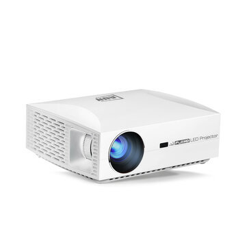 AUN F30 LCD Projetor Full HD 1920x1080 Projector LED para Home Theater 5500 Lumens 3D 4K Projector