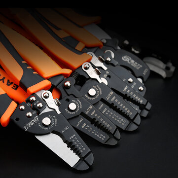 High Quality Cable Wire Stripper Cutter Crimper Automatic Multifunctional TAB Terminal Crimping Plier Tool