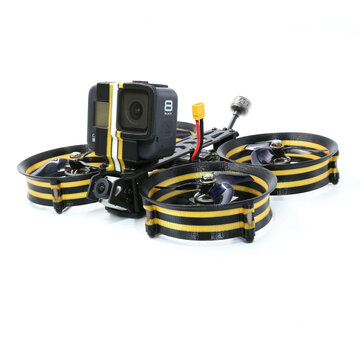12% off for GEPRC CineGO HD VISTA DJI 4S 155mm FPV Racing RC Drone PNP/BNF GR1507 Motor 3600KV