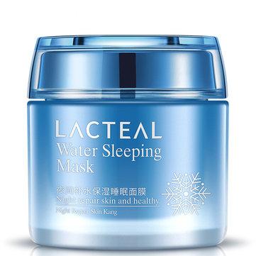 Moisturizing Sleeping Mask Nighttime Disposable Hydrating Mild Nourishing Skin Oil Control Mask