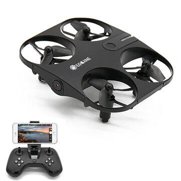 Eachine Windmill E014 WIFI FPV Con Cámara HD 720P HD Modo de Retención de Altitud de Flujo Óptico para Cuadricóptero RC