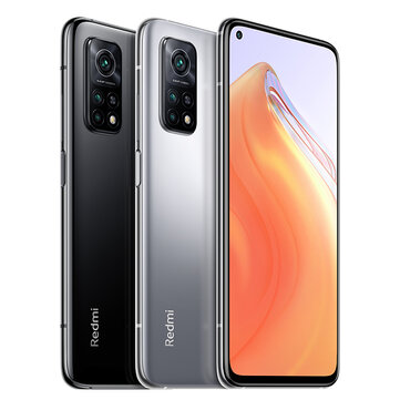 Xiaomi Redmi K30S Ultra CN Version 64MP Triple Camera 8GB 128GB 144Hz Refresh Rate 6.67 inch Display 5000mAh NFC Snapdragon 865 5G Smartphone