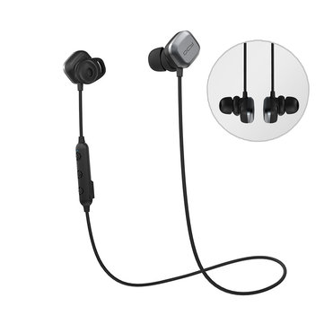 QCY M1 Pro  HiFi Wireless bluetooth Earphone Magnet Adsorption IPX4 Waterproof Sports Headphone from xiaomi Eco-System