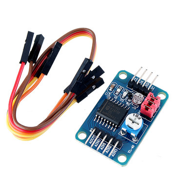 PCF8591 AD/DA Converter Module Analog to Digital to Analog Conversion For Arduino