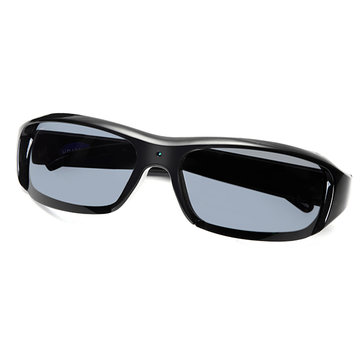 HD 1080P Eyewear Video Hidden Recorder Sun Glassess Support up to 32GB Tf Card for Meeting Learning