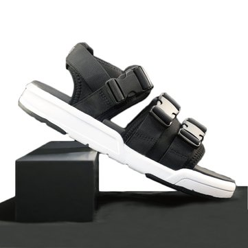 FREETIE Fashion Men Summer Arc Buckles Comfortable Non-slip Casual Beach Shoes Sandals From Xiaomi Youpin