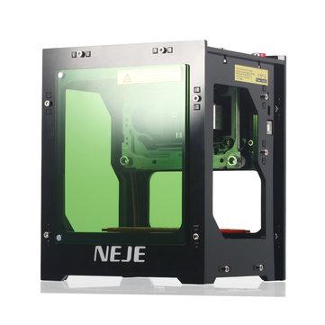 NEJE DK-BL 1500mW 405nm USB Laser Engraver Printer