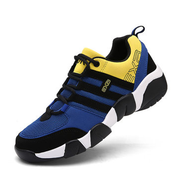 Outdoor Men's Sports Shoes Breathable Sneakers Casual Running