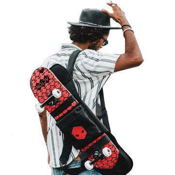 Acton Skateboard Backpack Bag For