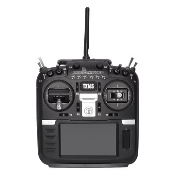 RadioMaster TX16S Hall Sensor Gimbals 2.4G 16CH Multi-protocol RF System OpenTX Mode2 Transmitter