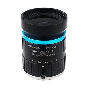 Catda 12 Million Pixel Objectif de caméra 16mm 12.3MP IMX477R avec objectif C / CS pour Raspberry Pi
