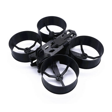 Cpro X 155mm Wheelbase 3K Carbon Fiber HX Tpye 3 Inch Duct Frame Kit Support DJI Air Unit for CineWhoop RC Drone FPV Racing