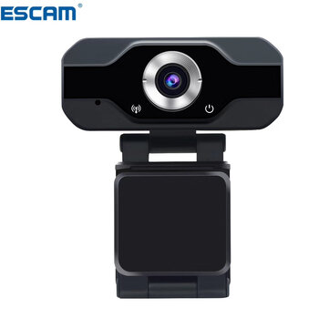 ESCAM PVR006 1080p 2MP H.264 Portable Mini Webcam HD 1080p Web PC Camera Convenient Live Broadcast with Microphone Digital USB Video Recorder