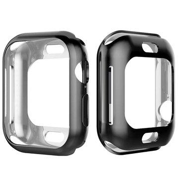 Vỏ đồng hồ Bakeey mạ Soft cho táo Watch Series 4 40mm / 44mm
