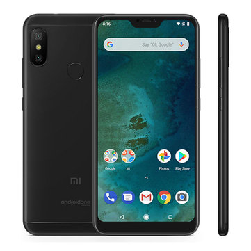 Xiaomi Mi A2 Lite Global Version 5.84 inch 4GB RAM 32GB ROM Snapdragon 625 Octa core 4G Smartphone