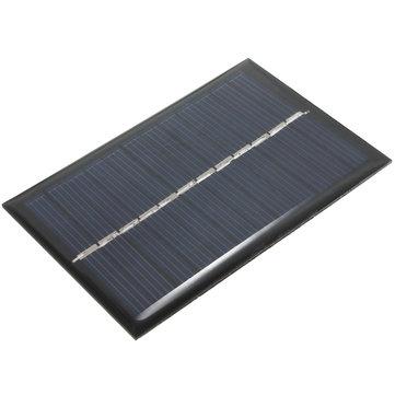 10PCS 6PCS 6V 100mA 0.6W Polycrystalline Mini Epoxy Photovoltaic Solar Panel