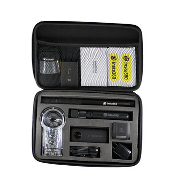 insta360 ONE X Sports Panoramic Camera Shockproof Large Accessories Storage Bag