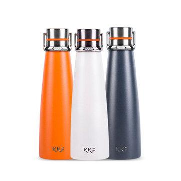 $ 16.55 For XIAOMI KISSKISSFISH 475ML SU-47WS 475ML Smart Vacuum Thermos Bottle
