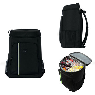 18L/32.8L Insulated Cooling Backpack Picnic Backpack Lunch Box Bag for Camping Picnic