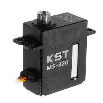 KST MS320 Metal Gear Digital Servo for RC Trex 450 Goblin 380 Helicopter