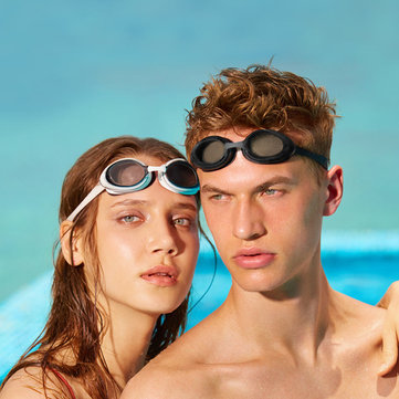 US$31.99 % TOSWIM Professional Waterproof Anti-fog Training Swimming Goggles from Xiaomi youpin Brace & Support from Health & Beauty on banggood.com