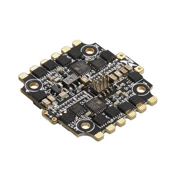 HGLRC 20x20mm 28A BLheli_S BB2 2-4S 4 In 1 ESC Support Dshot600 for XJB F428 F328 Series Flytower
