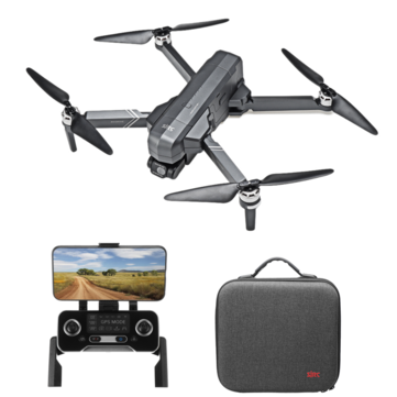 SJRC F11 4K Pro 5G WIFI FPV GPS With 4K HD Camera 2_Axis Electronic Stabilization Gimbal Brushless Foldable RC Drone Quadcopter RTF
