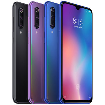 ChinaBestPrices - Xiaomi Mi9 Mi 9 SE Global Version 5.97 inch 48MP Triple Rear Camera NFC 6GB 64GB Snapdragon 712 Octa core 4G Smartphone