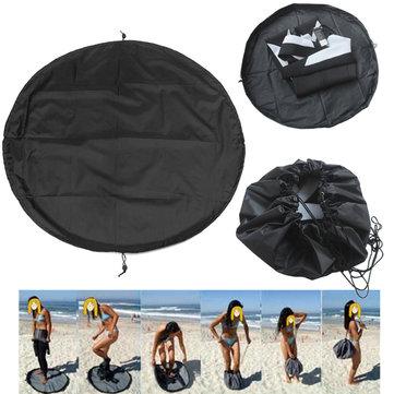 IPRee ™ 1.3M Surf traje de buceo Cambio Bolsa Estera Impermeable Bolsa de transporte de fibra de poliéster para deportes acuáticos
