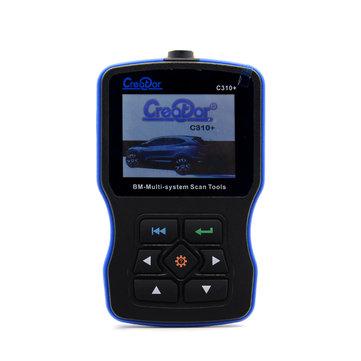 Creator C310Plus Pro for BMW Vehicle OBD Car Diagnostic Scanner Engine Code Reader