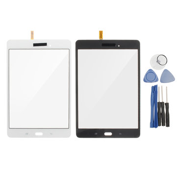 Touch Screen Screen Digitizer Glass Panel + Tools para Samsung Galaxy Tab A 8.0'' SM-T350