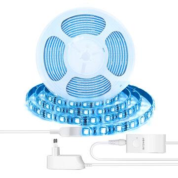 BlitzWolf® BW-LT11 Control inteligente de APLICACIÓN 2M / 5M RGBW luz LED Juego de tiras o 1M Extensión de luz de tiras Plus