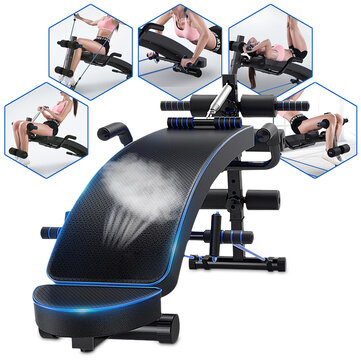 Multi-functional Abdominal Training Machine Sit Up Bench Home Gym Fitness Equipment Sport Workout Push Up Exercise Tools
