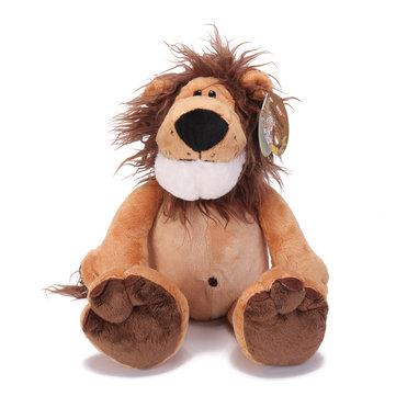 14 Inch Lion Stuffed Animal Plush Toys Muñeca para niños Baby Christmas Birthday Gifts