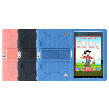 Buy Original Box Binai Mini101s 32GB MT6580 Quad Core 10.1 Inch Android 7.0 3G LTE Kids Tablet with Litecoins with Free Shipping on Gipsybee.com