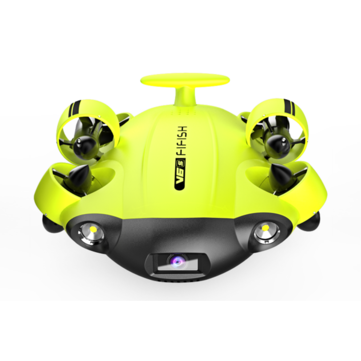 FIFISH V6s Underwater Robot with 4K UHD Camera 100m Depth Rating 6 Hours Working Time Underwater Drone
