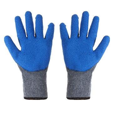 गैर पर्ची पहनने के प्रतिरोधी दस्ताने हाथ संरक्षण चुंबक काम खोज दस्ताने