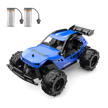 Eachine EAT09 1 or 22 2.4Ghz High Speed Truck Racing Off Road Vehicle Ratio RC Car 15 20km or h With Two Three Battery