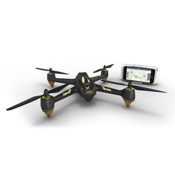 Hubsan X4 AIR H501A WIFI FPV Brushless With 1080P HD Camera GPS Waypoint RC Quadcopter RTF