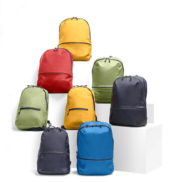 Xiaomi ZANJIA 11L Backpack 5 Colors Level 4 Waterproof Nylon 14inch Laptop Shoulder Bag 150g Lightweight Outdoor Travel