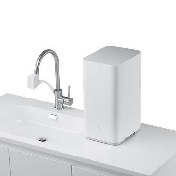 Original Xiaomi Countertop RO Water Purifier 400G Membrane Reverse Osmosis Water Filter System Technology Kitchen Type Household
